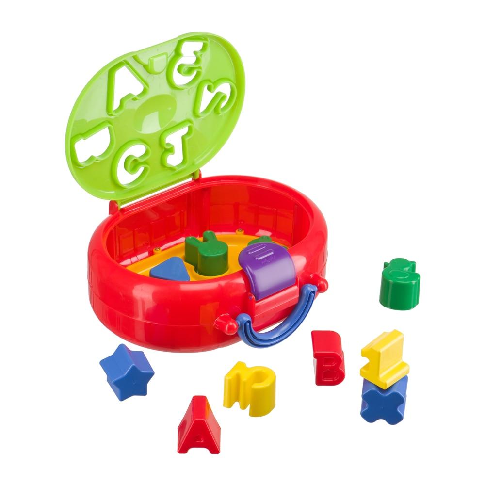 Toy Sorter IQ-SORTER Happy Baby 331840 wooden puzzle brain teaser iq toy