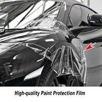 Самоисцеление TPH материал PPF винил для автомобиля краски защиты плёнки Best прозрачный Размеры: 1,52 * м 15 м/Roll Высокое качество серии