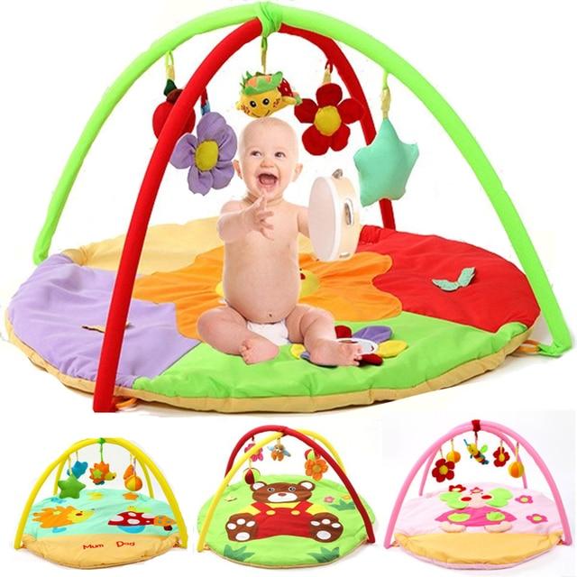 cartoon soft baby play mat kids rug floor mat boy girl carpet game