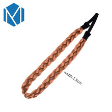 Braided Elastic Hair Band