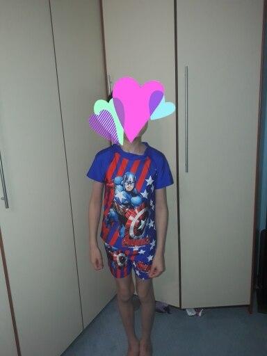 Body Suits 2-11years crianças meninos