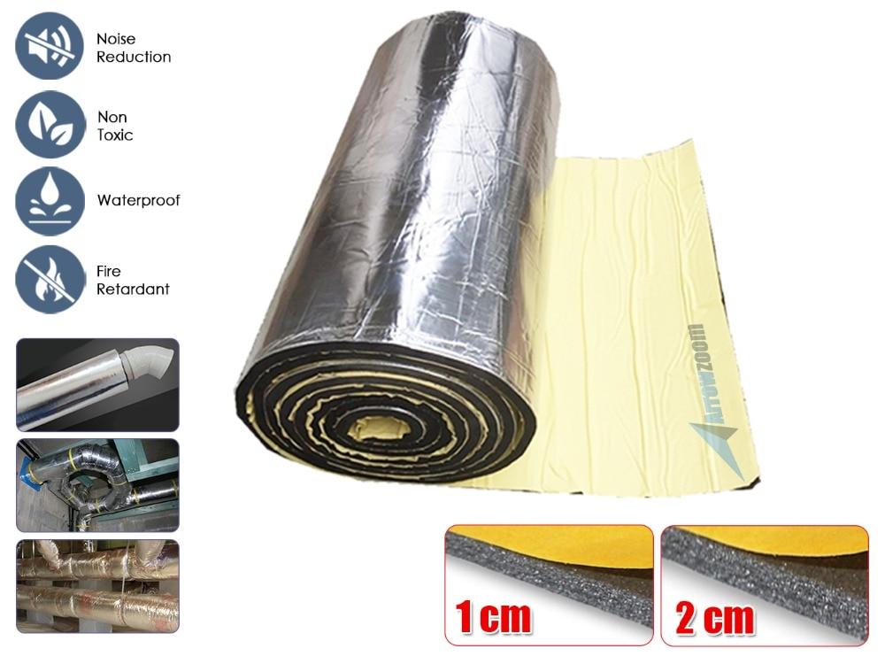 Arrowzoom 1 Meter Sound Deadening Insulation Foam Self