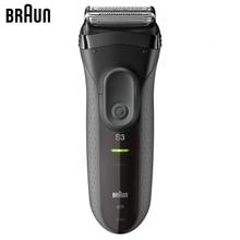 Электробритва Braun Series ProSkin 3 Grey+чехол 3 3000TS