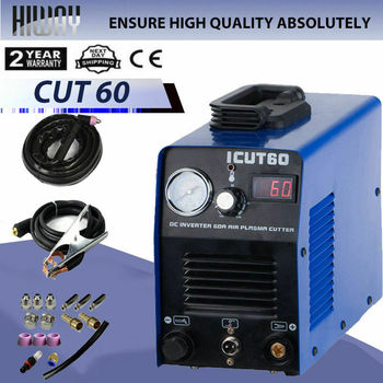 цена Tosense CUT60 Air IGBT Inverter Plasma Cutter Machine 110/220V онлайн в 2017 году