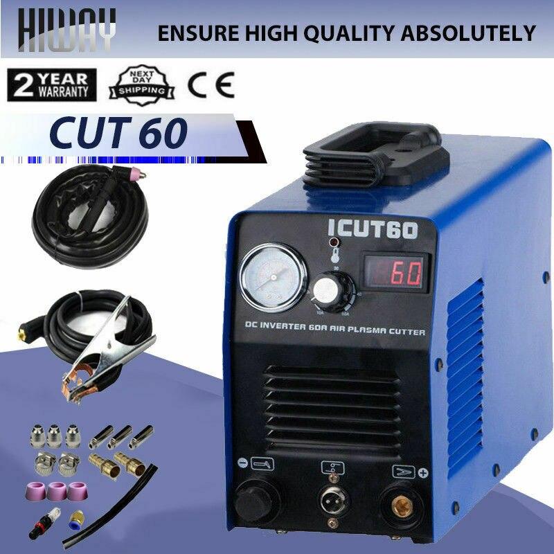 Tosense ICUT60  Sales Air Plasma Cutter Machine US Stock DIY