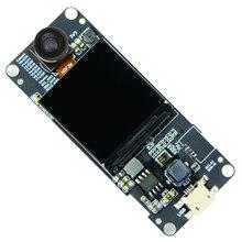 LILYGO®TTGO T מצלמה בתוספת ESP32 DOWDQ6 8MB SPRAM מצלמה מודול OV2640 1.3 אינץ תצוגה אחורי מצלמה