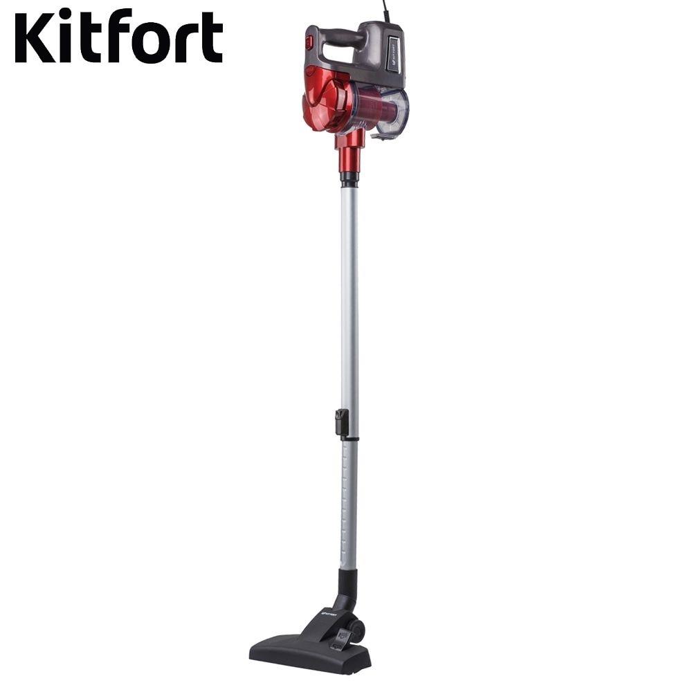 Vertical vacuum cleaner Kitfort KT-513 Vacuum cleaner for home KT-513 Vertical Vacuum cleaner Wireless Vacuum cleaner vertical 09 vertical single joint potentiometer b50k handle length 17mm