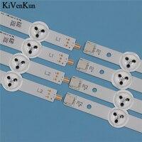 """עבור lg מנורות LED אחורית ברצועת עבור LG 37LN5778 37LN577S 37LN577V -ZK טלוויזיה Light קורות Kit LED 37"""" Band ROW2.1 Rev 0.0 1 LC370DXE (3)"""