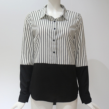 Women Striped Blouse 2019