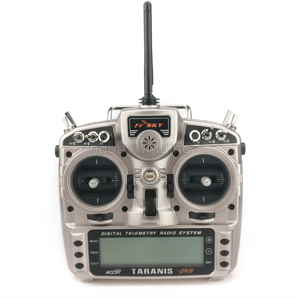 FrSky Taranis X9D plus 16-channel 2.4ghz ACCST Radio Transmitter sana salous radio propagation measurement and channel modelling