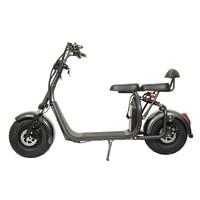City Coco Электросамокат , электрический скутер , самокат Eltreco City Coco X1 Scooter (1500w)