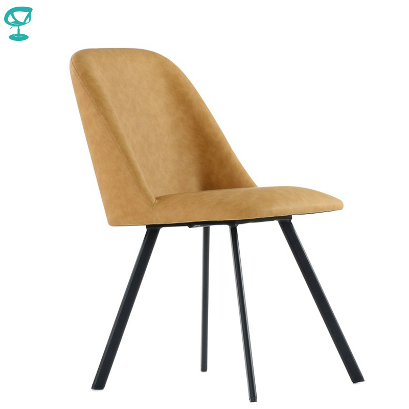 S21L1PuLightBrown Barneo S-21 Eco-Skin Kitchen Interior Stool Bar Chair Kitchen Furniture Brown Free Shipping In Russia
