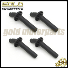 4PCS Dedicated High-Voltage Spark Plug Cap For HONDA CBR250 MC17 MC19 MC22 MC14 CBR250RR NC19 CBR Motorcycle parts