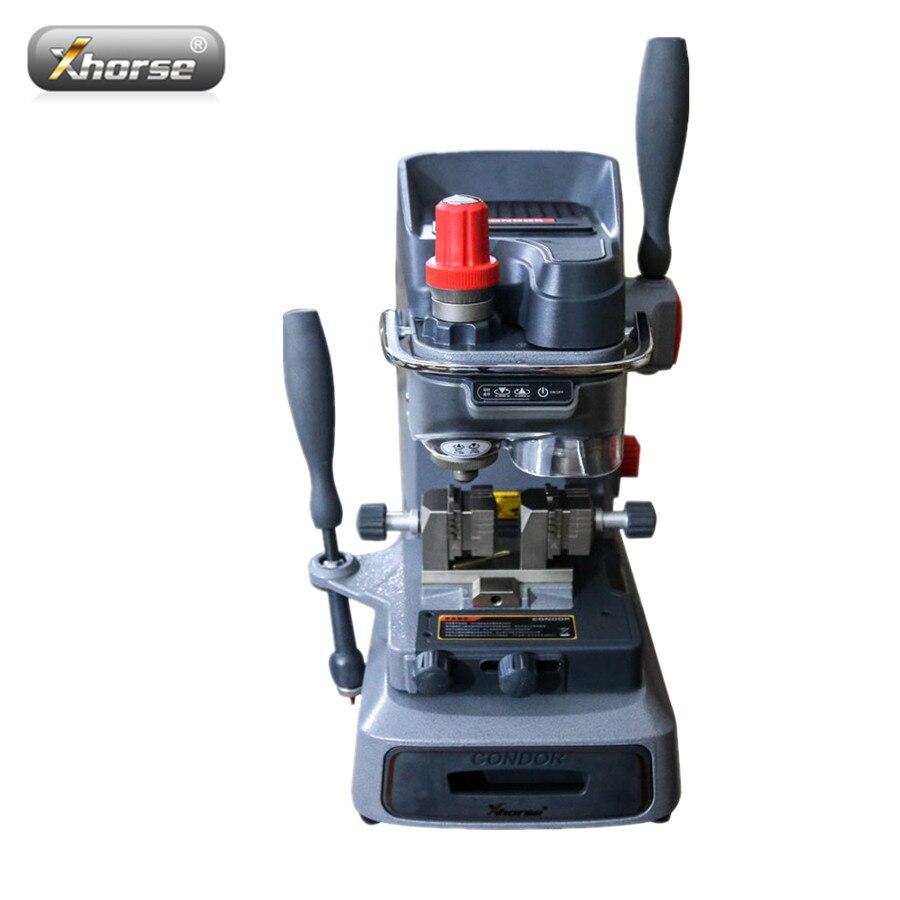 Original Xhorse ikeycutter Condor XC-002 Mecânica Máquina De Corte Chave de Três Anos de Garantia