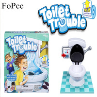 FoPcc Gags Practical Jokes Toys Mischief Novelty Toy Toilet Water Spray Anti Stress Toy Funny
