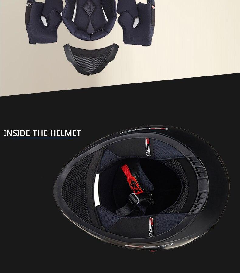casco moto casco ls2 samurai ece aprovado