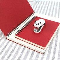 Novo Caderno Espiral A4 Notebook Bloco de Notas Com Tampa De Papel Ofício Dot Grade Em Branco Linha de Enchimento De Papel Suprimentos de Escritório Da Escola