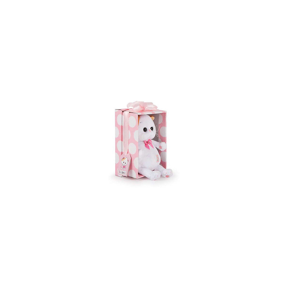 Stuffed & Plush Animals BUDI BASA 8999611 Stitch Bear Totoro Giraffe Fox Cat Dog Soft Children\'s toys MTpromo - 5