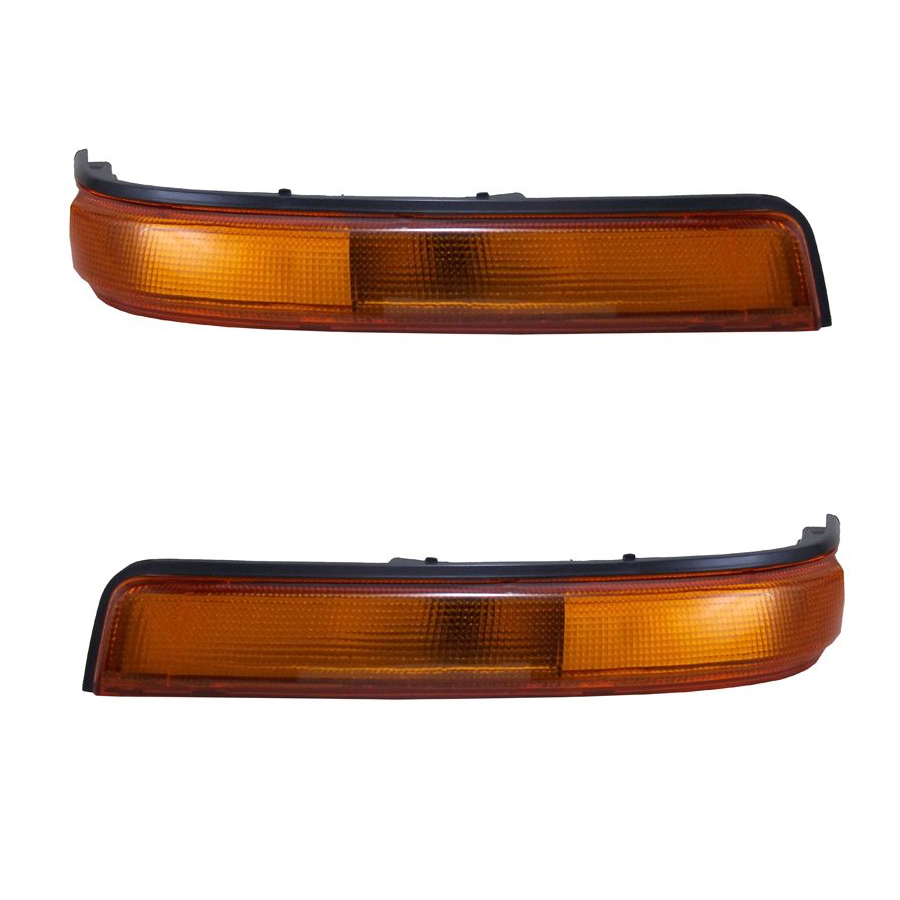 Front Turn Signal Light fits TOYOTA HIACE LH11# 1990 1991 1992 1993 1994 1995 Marker Parking Corner Left + Right Pair