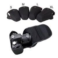 Soft Neoprene Camera Case Cover Bag For Canon EOS 5D 5D2 5D3 50D 55D 60D 70D