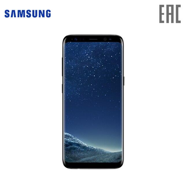 Смартфон Samsung Galaxy S8 64 ГБ (SM-G950) Официальная российская гарантия