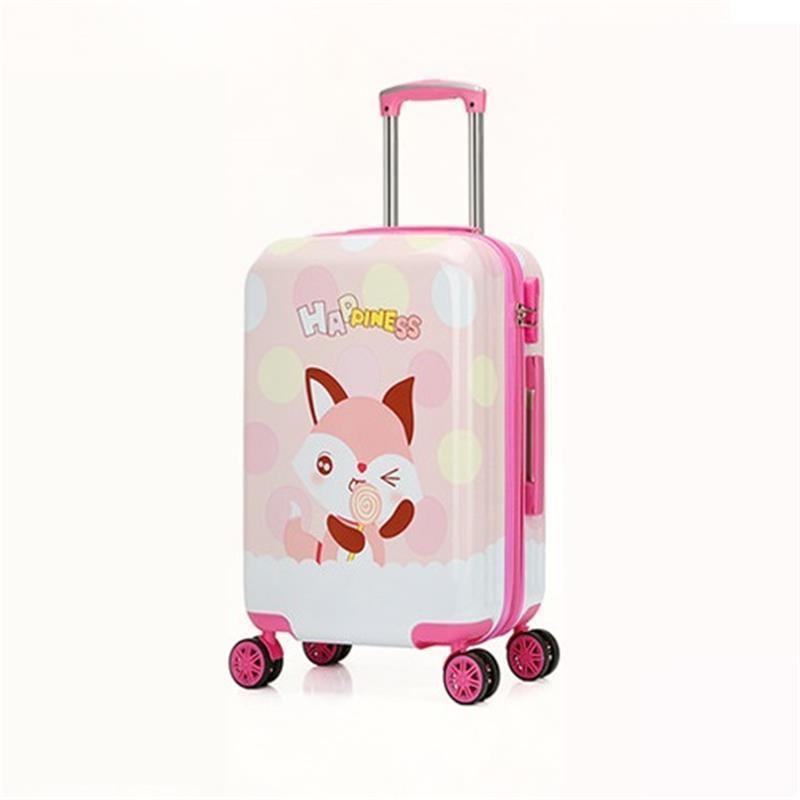 Viaje Cabina Con Ruedas Traveling Bag With Wheels Set Children Koffer Maleta Valiz Mala Viagem Luggage Suitcase 181920inch