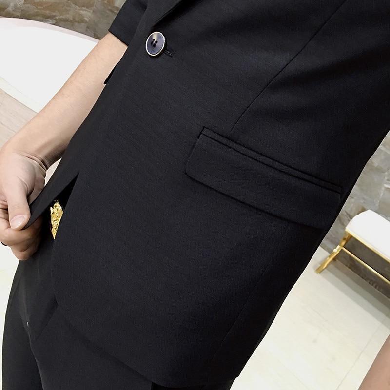 As Foncé Marié Vert Manches Courtes À De Picture Costume Costumes Pantalon Color custom Noce Hommes veste Royal Noir as Gris Bleu Xs 2018 Mode Picture D'été 3xl zHO1qSZ