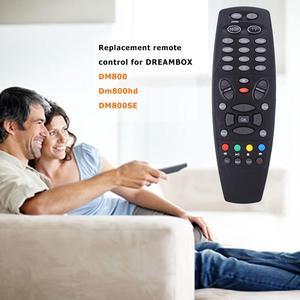 Image 2 - Télécommande de remplacement de haute qualité pour télécommande DREAMBOX DM800 DM800hd DM800SE récepteur de récepteur Satellite
