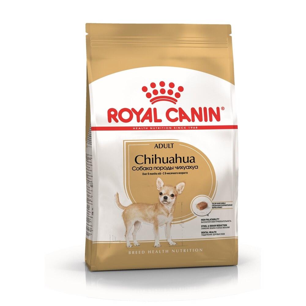Royal Canin Chihuahua Adult для собак породы чихуахуа, 1,5 кг