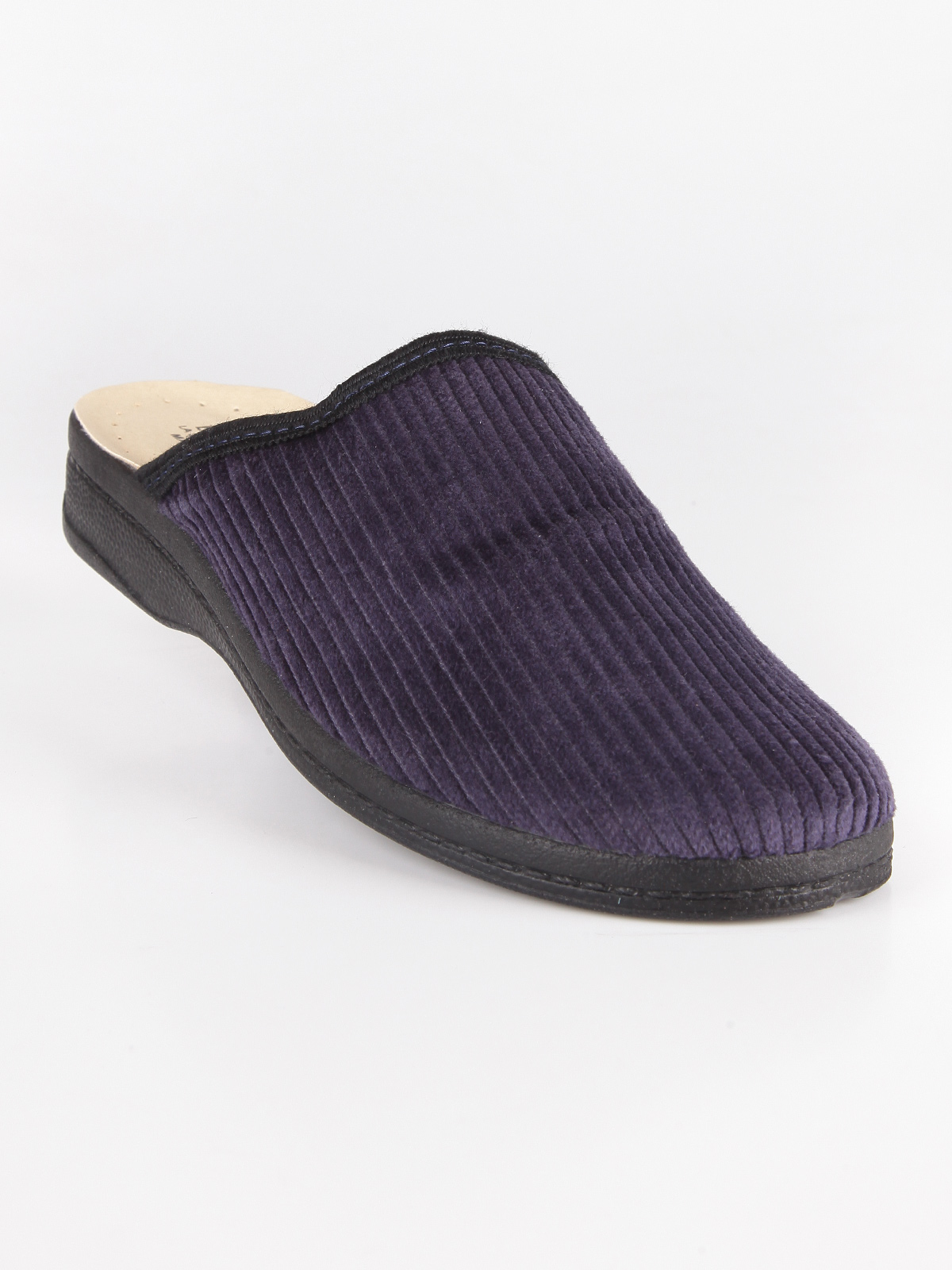 Man's Autumn Winter Cosy Solid Warm Slippers