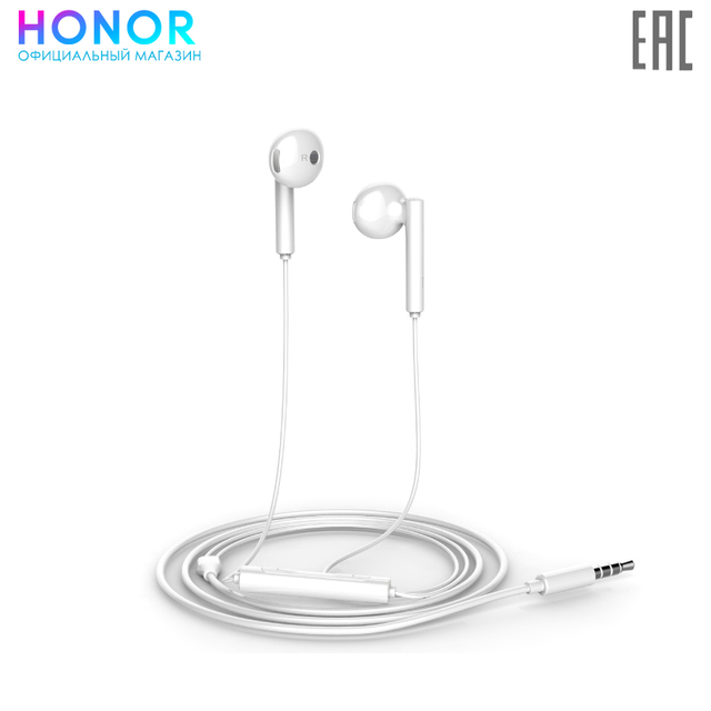 Наушники HONOR Classic Earphone AM115