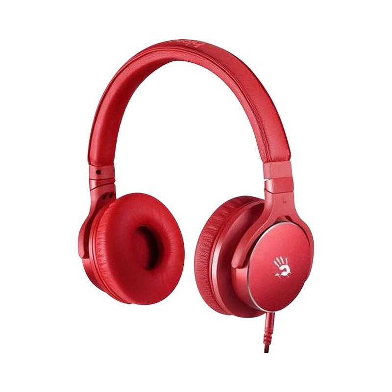 Купить со скидкой Наушники A4tech Bloody M510 красный
