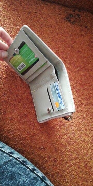Основной материал:: ПУ; фиолетовый кошелек; бумажник женщин; женщины портмоне;