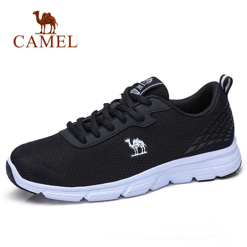 CAMEL Man And Women Running Shoes Comfortable Breathable Sports Shoes Couple Sho