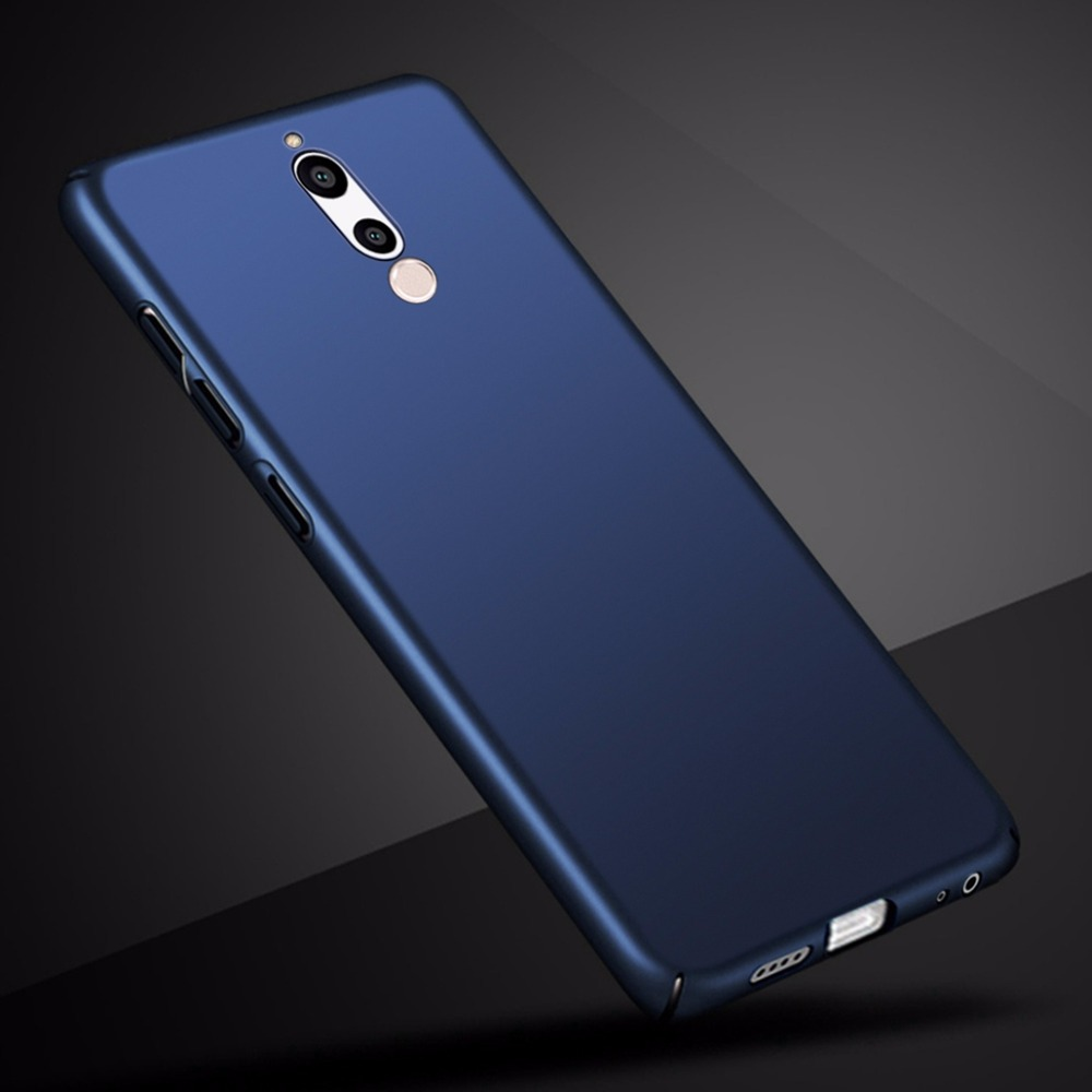 info for 2b2ad 9ec3d Cover For Huawei Mate 10 Lite Case 360 Protection Hard Matte Carcasas For  Huawei Nova 2I Honor 9I Phone Cases Mate 10 Lite Coque