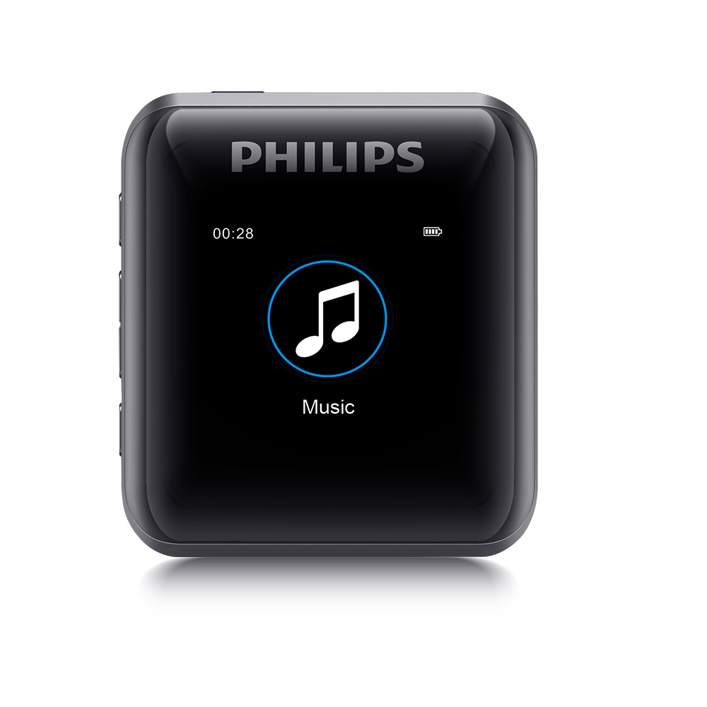 Philips Original HIFI MP3 Player Sport 128GB Support TF Card Type C OTG Student Learnning Study DSD Music Decording SA2816|MP3 Player| |  - title=