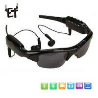 ET lunettes de soleil multifonctions caméra portable caméscope HD Mini caméra intelligente DVR enregistreur vidéo pour les Sports de conduite automobile