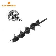 Шнек для грунта CARVER GDB-100/2 двухзаходный