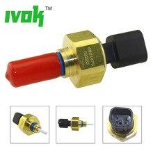 Датчик температуры воздуха на впуске датчик температуры переключатель для Cummins 5.9L 6.7L дизель ISX N14 модели QSX15 4921473 3417142 3417183