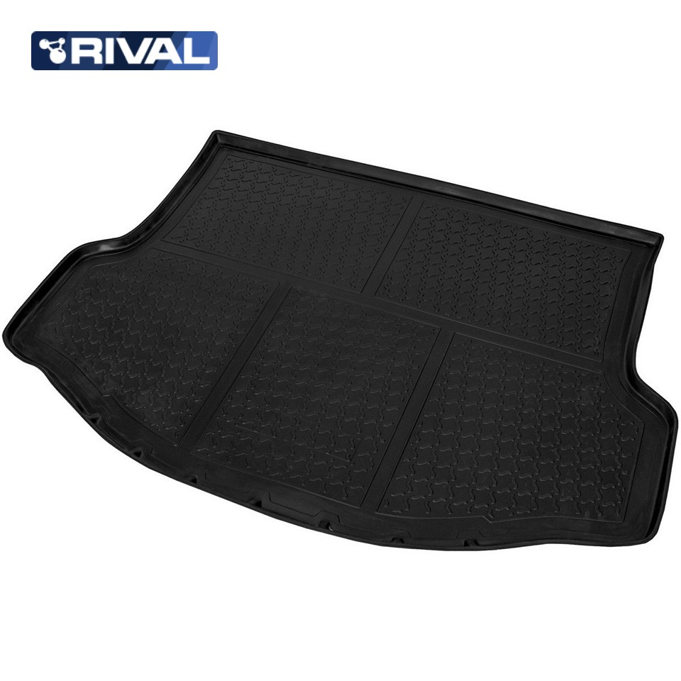 For Toyota RAV4 2013-2019 car trunk mat for cars with narrow spare wheel Rival 15706002 4pcs 146mm wheel center hub caps rims cover 6 holes car emblem car badge for audi fit for tt 8n0601165a free shipping