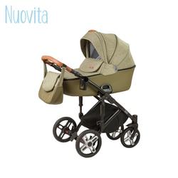 Двухосная коляска Nuovita