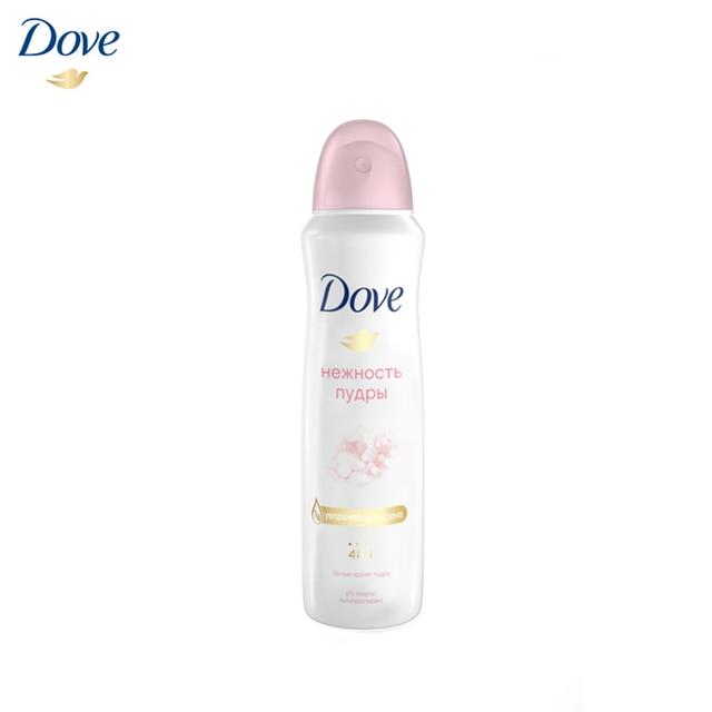 "Dove антиперспирант аэрозоль ""Нежность пудры"", 150 мл"