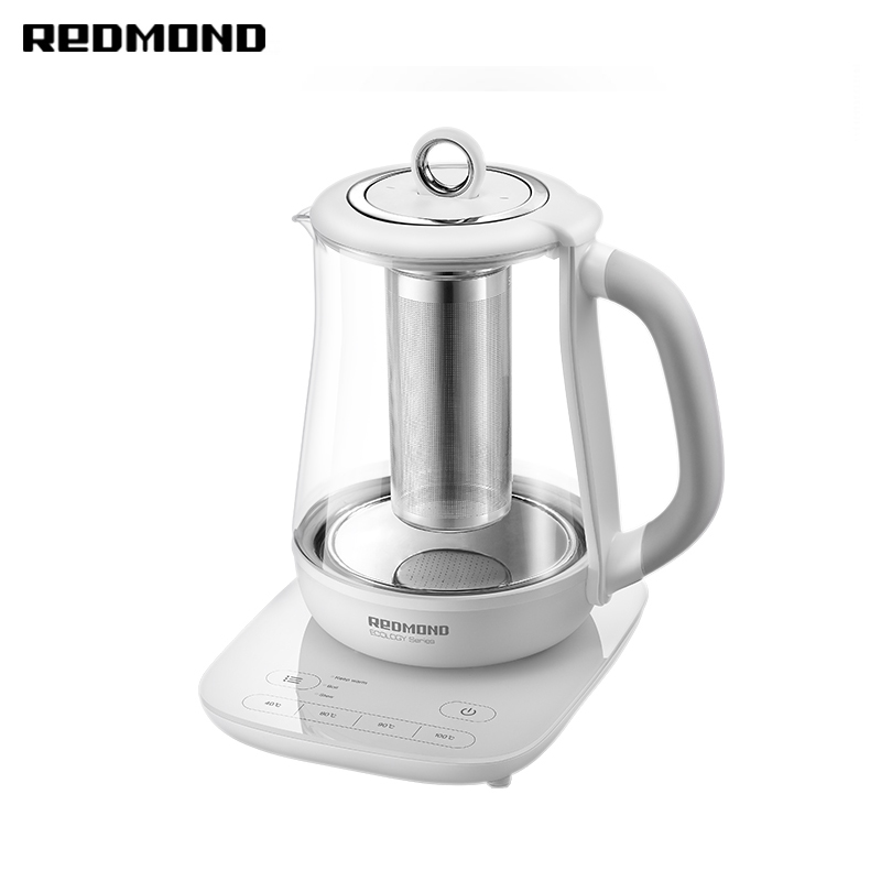 Electric kettle REDMOND RK-G1304D electric kettle redmond rk m172 metal