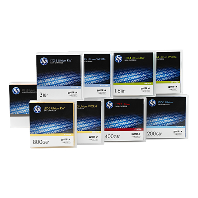 Hewlett Packard Enterprise LTO-7 Ultrium Non personnalisé marqué cartouche de données 20 Pack, LTO, 15000 GB, 30 année (s), 2.5: 1, 700 mo/s,