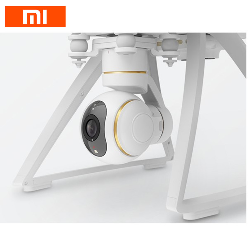 Original Xiaomi Mi Drone 4K Camera Gimbal Accessories For RC Quadcopter Camera Drone FPV Racer Parts original xiaomi mi drone rc quadcopter spare parts 1080p 4k gimbal hd camera for rc drone multirotor replace accessories