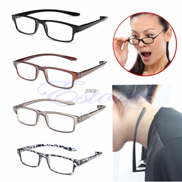 2017 Mens Reading Glasses Women Retro Full Frame +1.0 To +4.0 Fashion New MAR24_15