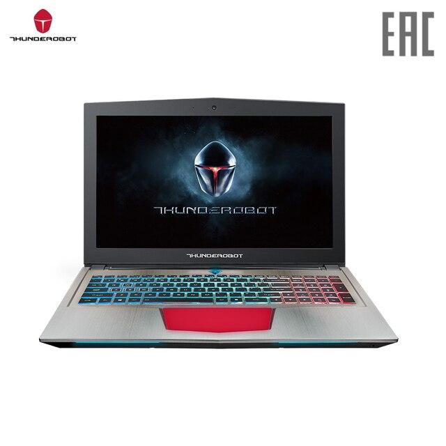 """Ноутбук игровой  thunderobot Dino X6R GTR 15.6 """"/i7-7700/1 ТБ + 128 ГБ/8 ГБ/GTX1060 /noodd/Win10 (JT009V00S)"""