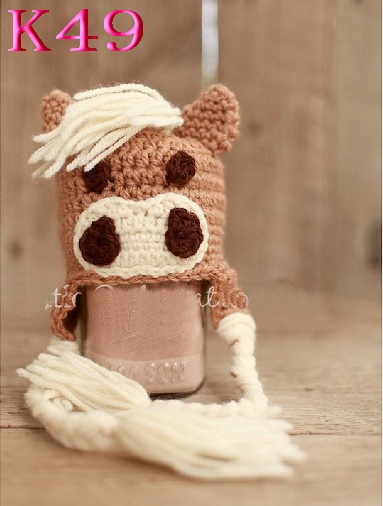 Buy Horse Hat Crochet Animals And Get Free Shipping On Aliexpress