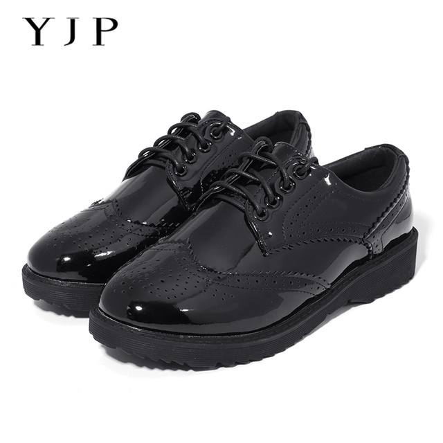 3a5803af4ed6 YJP Women Brogues Shoes