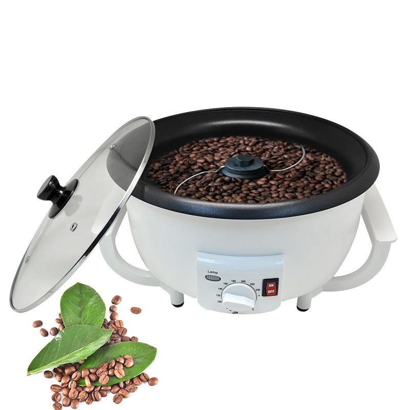 2019 Sale Ce Coffee Roaster Peanut Roasting Machine The New Listing Of Artifact Coffee Beans Baking Machine Household(China)